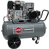 Airpress Druckluft- Kompressor 3 PS 2,2 kW 10 bar 100 Liter Kessel 400 V großer Kolben-Kompressor HK 425-100
