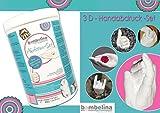 Bambelina Handabdruck-Set für einzelne Erwachsenenhände oder 7-8 Babyhände