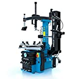 Montiermaschine Reifen PKW Vollaut. 400V (2 Stufen) 10 - 24' mit pneumatisch kippbarer Säule + Hilfsarm HA90R