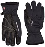Ziener Kinder Isabelle Gws PR Lady Glove Multisport Multisporthandschuhe, Black, 6.5