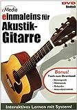 einmaleins Akustik-Gitarre (DVD-ROM)