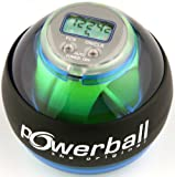 Powerball the original  Handtrainer Basic plus Counter (digitalem Drehzahlmesser)