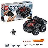 LegoDCSuper Heroes App-Gesteuertes Batmobile (76112) Batman Spielzeug