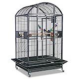 Montana Cages Papageienkäfig Castell Dome - Antik VERSANDKOSTENFREI Voliere, Käfig