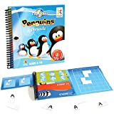 Smart Games SGT 260-8 - Spiel Magnetic Penguins Parade, Reisespiele