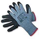 12 paar Arbeitshandschuhe Gr. 10 Latexbeschichtung Handschuhe Montagehandschuhe
