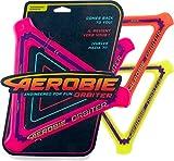 Aerobie 6046408 - Orbiter Boomerang, dreieckiger Boomerang mit Durchmesser, farblich sortiert, 24,5cm