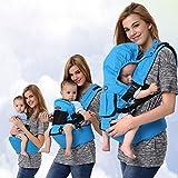 Multifunktional atmungsaktiv Verstellbare Kid Baby Carrier Wrap Neugeborene Infant Taille Hocker Rucksack Carrier Gürtel Tragesitz