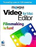 Movavi Video Editor for Mac 4 Persönliche Lizenz [Download]