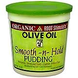 ORS Olivenöl Bio Wurzel-Stimulator glatt-und-hält Pudding 368g/ 13oz