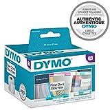 DYMO LW-Mehrzwecketiketten selbstklebend (57mm x 32mm, Rolle mit 1.000leicht ablösbaren Etiketten, für LabelWriter-Beschriftungsgeräte, authentisches Produkt)