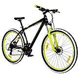 Zündapp Mountainbike 29 Zoll MTB Hardtail Fahrrad Primal oder Flyte 24 Gang 29' (Primal)