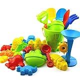 Kentop Baby Strandspielzeug Strand Spielzeug Kinder Sandformen Set Sandspielzeug