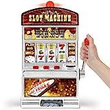 GreatGadgets 1890 Casino Slot Machine - Einarmiger Bandit (38 cm)