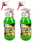 2x TUGA Alu-Teufel Felgenreiniger Felgenreinigung Reiniger Gel 1 L Liter