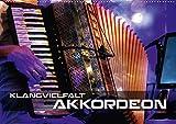 Klangvielfalt Akkordeon (Wandkalender 2020 DIN A2 quer): Konzert- und Nahaufnahmen verschiedener Akkordeons (Monatskalender, 14 Seiten ) (CALVENDO Kunst)