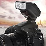 Speedlite Blitzgerät für Canon, Nikon, Multifunktionales Portables Paket, Kompatibel mit Sony, Panasonic, Pentax und Olympus DSLR Kameras