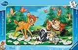 Ravensburger 06039 - Disney Cars, Bambi - Rahmenpuzzle, 15 Teile
