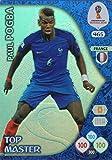 Adrenalyn XL FIFA Weltmeisterschaft 2018Russland-Paul Pogba Top Master Trading-Card, Sammelkarte-Frankreich Nr. 465