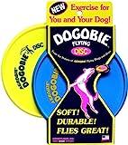 Aerobie Dogobie Hunde-Frisbee 70g, 20cm