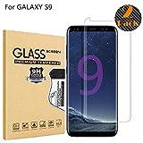 RUIST Samsung S9 Schutzfolien,Panzerglas Samsung S9,[2 Stück] Schutzglas Panzerschutz Folie Glas 9H [2,5D] Panzerfolie Glasfolie Displayschutz für Samsung Galaxy S9