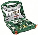 Bosch DIY 103tlg. X-Line Titanium-Bohrer- und Schrauber-Set