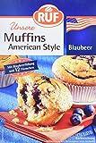 RUF Blaubeer Muffins, 6er Pack (6 x 325 g)