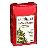 Rauf Tee Aromatisierter Schwarztee- Weihnachtstee- 100g