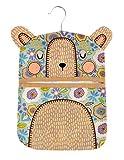 Ulster Weavers Wäscheklammerbeutel, Coco Bear-Optik