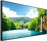 InfrarotPro | Infrarotheizung 750 Watt | Bildheizung 120x60x3 cm | Made in Germany | Geprüfte Technik | Ultra-HD Auflösung | Orchidee Harmony