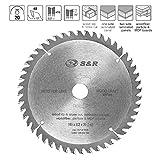 S&R Kreissägeblatt 160mm x 20mm(+ring 16mm)x2,2mm 48T, /Wood Craft/ Holz Kraft in Profiqualität