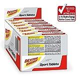 Sport Tablets Dextro Energy | 6x94 g Sport Tabletten | Mit Vitamin B1, Vitamin B6, Vitamin C & Magnesium | 168 x Traubenzucker zum Kauen beim Training