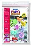Staedtler Motiv-Form Frühling Fimo Accessoires, einfaches Entformen, Lebensmittel-kompatibel, Frost- und hitzebeständig, extrem lange Lebensdauer, mit detaillierter Anleitung, 8742 52