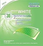 Neu 28 Bleaching Strips Zahnweißstreifen   30 Minuten Express Bleaching   peroxidfrei   30 Minuten Anwendungszeit   Whitestrips   neu entwickelt