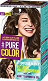 Schwarzkopf Pure Color Coloration 6.0 Cappuccino Hellbraun, 1er Pack (1 x 143 ml)