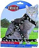 Trixie 41894 Katzengarnitur, Nylon 27-46 cm/10 mm
