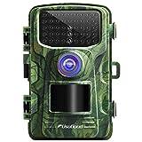 usogood Wildkamera 14MP 1080P mit Bewegungsmelder Nachtsicht No Glow IP66 Spray wasserdicht 2.4' LCD für Outdoor-Natur, Garten, Haussicherheitsüberwachung