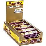 Energieriegel Energize mit Magnesium und Natrium – Fitness-Riegel, Kohlenhydrate Riegel mit Hafer, Früchten und Maltodextrin bei erhöhtem Energiebedarf – 25 x 55 g Berry