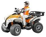 Bruder 63000 - Quad mit Fahrer