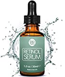 Bionura Retinol 2,5%, Vitamin C 20% & Hyaluronsäure Anti Aging Straffendes Serum