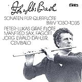 Bach: Sonatas for Flute BWV 1030-1035