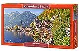 Castorland C-400041-2 - Hallstatt, Austria, 4000-teilig, Klassische Puzzle