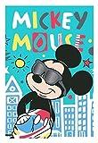 Disney Mickey 048 Maus Kinder-Handtuch 40 x 60 cm