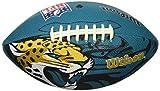 Wilson Football mit dem Logo des NFL Junior Teams, WTF1534IDJX, Jacksonville Jaguars, Für Kinder