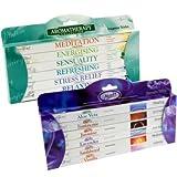 2x Value Geschenk-Set von 96Räucherstäbchen Moods und Aromatherapy von Stamford