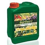 Gärtner's Guanodünger 2,5 Liter I Blumendünger mit Seevogel-Guano I Organisch-Mineralischer Volldünger I Flüssigdünger für Blühpflanzen und Grünpflanzen