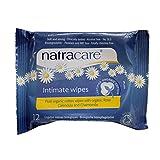 Natracare Intim-Pflegetücher (12 Stück)
