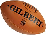 Gilbert Leder-Rugbyball erhältlich in 2 Größen Mini