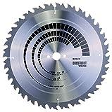 Bosch Zubehör 2608640703 Kreissägeblatt Construct Wood 400 x 30 x 3,2 mm, 28