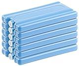 PEARL Kühlakku: 6er-Set Kühlakkus mit je 200 g Füllung, für bis 12 Stunden Kühlung (Kühlelemente)